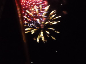 Quartzsite AZ Fireworks 4th of July